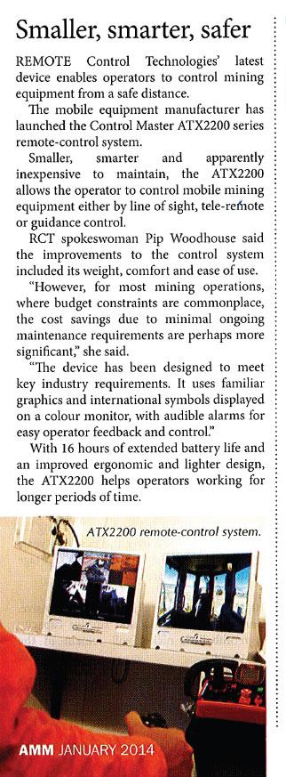 Small-Smart-Safe-Aus-Mining-Monthly-Magazine