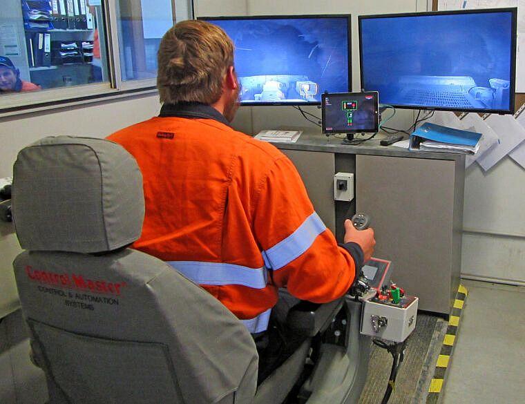 Aeris Resources - Tritton Mine Site, NSW, Australia