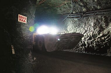 RCT's automation increases productivity at Spanish mine