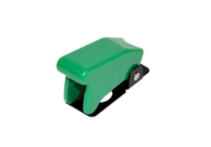 TOGGLE SWITCH COVER GREEN 1 POSITION
