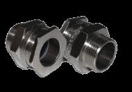 METAL GLAND 25MM 14.7 - 15.9mm HEX HEAD