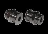 METAL GLAND 20MM 8.3 - 9.9mm HEX HEAD