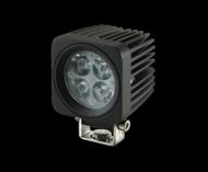 LED WORK LAMP 9 - 52V 10 WATT 4 x 2.5 WATT LED