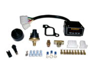 ENGINE PROTECTION SYSTEM 12/24V ENERGISED TO RUN TO SUIT TOYOTA HZJ SERIES