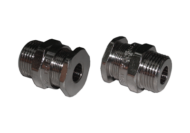METAL GLAND 20MM 6.7 - 8.3mm HEX HEAD