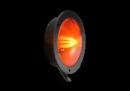 SHALLOW NYLON VL LAMP MULTI-FUNCTION AMBER (FLANGE MOUNT)