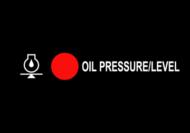 OIL PRESSURE / LEVEL