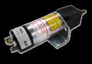 SHUTDOWN SOLENOID 24V 11lb PULL - 1502 SERIES