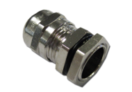 METAL GLAND 20MM 7 - 11mm DOME TOP