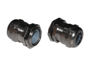 METAL GLAND 25MM 14.5 - 20.5mm DOME TOP