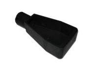 BATTERY TERMINAL COVER BLACK STRAIGHT ENTRY