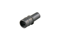 PLUG RUBBER 2 CONTACT MALE
