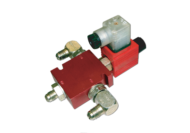 RETURN TO IDLE HYDRAULIC VALVE TO SUIT MACHINES WITH HYDRAULIC THROTTLE SYSTEMS