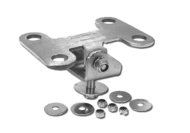 STAINLESS STEEL MOUNTING KIT TO SUIT N200 SERIES LAMPS