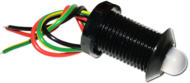 LED PILOT LIGHT 12V TRI COLOUR