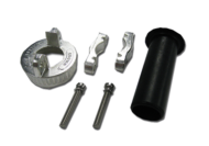PLUG FEMALE WITH CLAMP ASSEMBLY HD36 - 14 SOCKET - 14 x #16 CONTACT DEUTSCH # HD36-18-14SN-059