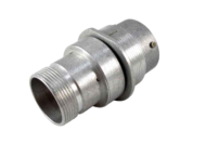PLUG FEMALE WITH CLAMP ASSEMBLY HD36 - 14 SOCKET - 1 x #4, 1 x #12, 12 x #16 CONTACT DEUTSCH # HD36-24-14SN-059