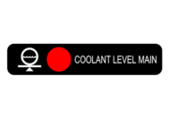 COOLANT LEVEL MAIN