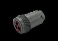 PLUG INLINE MALE HD14 - 3 PIN 3 x #16 CONTACT DEUTSCH # HD14-3-96P
