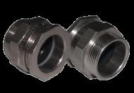 METAL GLAND 32MM 26.5 - 34.5mm HEX HEAD