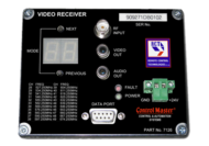 Video Receiver (Analogue)