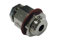 METAL GLAND 16MM 0 - 6.1mm HEX HEAD