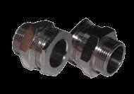 METAL GLAND 25MM 17.5 - 19mm HEX HEAD