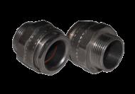 METAL GLAND 25MM 19 - 20.6mm HEX HEAD