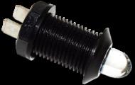 LED PILOT LIGHT 24V ULTRA BRIGHT ORANGE