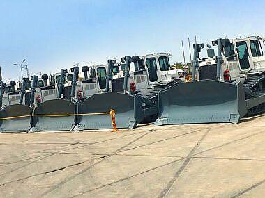 Improving dozer operator safety in Saudi Arabia
