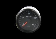 TACHOMETER GAUGE 0 - 4000RPM ALTERNATOR DRIVEN - VDO # 333.310 / 333035011