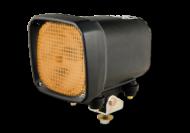 HID FLOOD LAMP AMBER N200 SERIES 24V 35 WATT