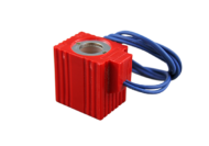 Coil to suit CAT Steering and Implement Valves (fly lead)