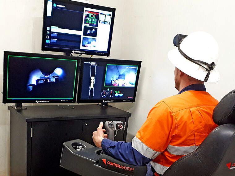 Cutting-edge technology deployed at Sunrise Dam