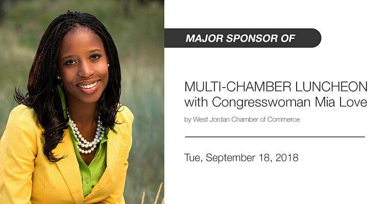 RCT major sponsor of Multi-Chamber luncheon