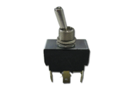 TOGGLE SWITCH 2 POSITION DP-ST ON - ON