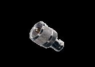 ADAPTOR BNC JACK/UHF MALE