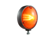 AMBER FLASHER DIRECTION INDICATOR DUAL SIDED - HELLA # 2127