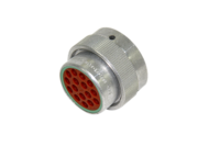 PLUG FEMALE HD36 - 16 SOCKET - 16 x #12 CONTACT DEUTSCH # HD36-24-16SN