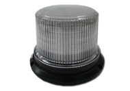 LED ROTATING BEACON GREEN MULTI VOLTAGE