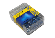 TERMINAL BLADE MALE BLUE 6.3MM PACKET OF 100 HELLA # 8518