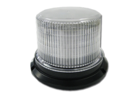 LED ROTATING BEACON RED MULTI VOLTAGE