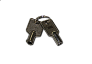 SPARE KEY SET TO SUIT10895