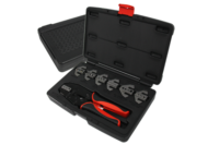 MULTI CONNECTOR RATCHET TOOL KIT