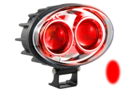 SMARTSPOT LED FORKLIFT WARNING LIGHT RED