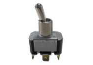 TOGGLE SWITCH 3 POSITION 10 AMP 6 TERMINAL - SPADE TERMINALS