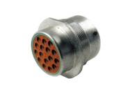 RECEPTACLE MALE HD34 - 16 PIN - 16 x #12 CONTACT DEUTSCH # HD34-24-16PN