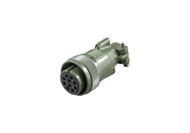 Connectors - Military Style (Cannon Plugs)