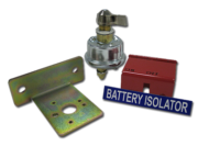 BATTERY ISOLATOR KIT INCLUDES 1700, 1103 & 4300
