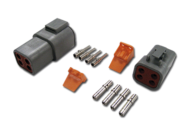 DTP SERIES CONNECTOR KIT 4 TERMINAL